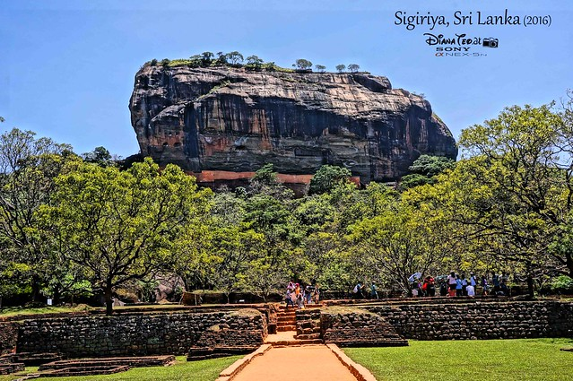 2016 Sri Lanka - Sigiriya 01