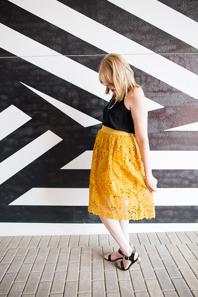 ann taylor lace skirt11