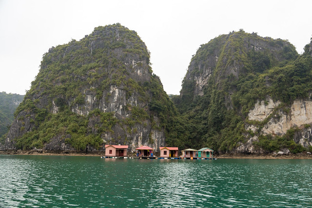 Vong Vieng floating village
