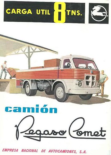 Pegaso Comet