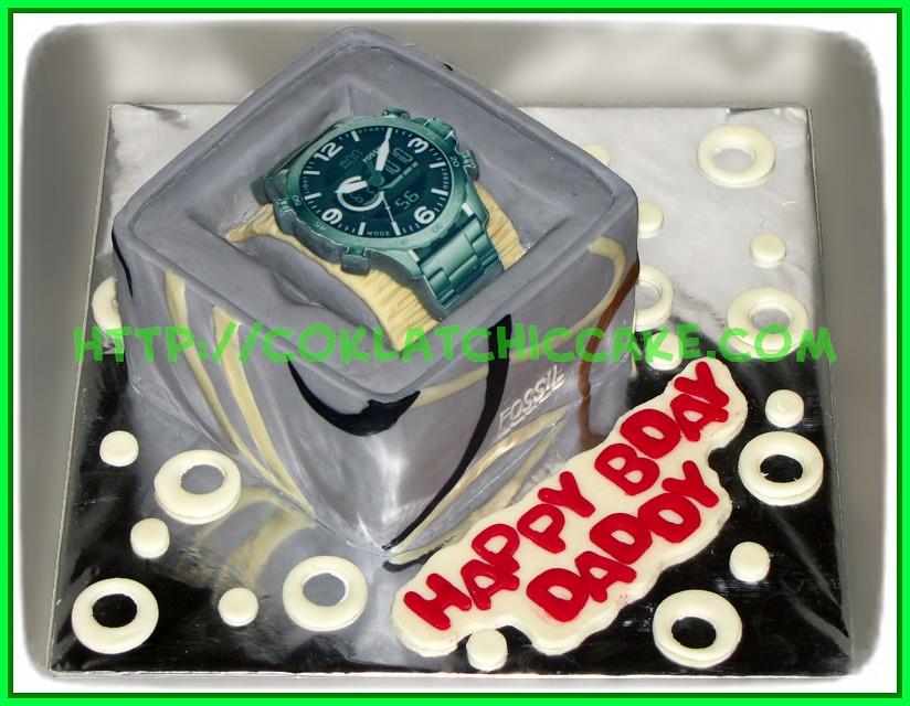 Cake Jam Fossil - Daddy
