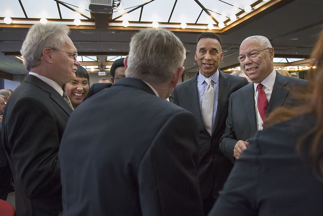 Inaugural Dinner feat. Gen. Colin Powell