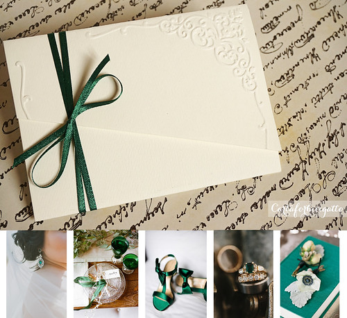 Matrimonio smeraldo - Emerald wedding