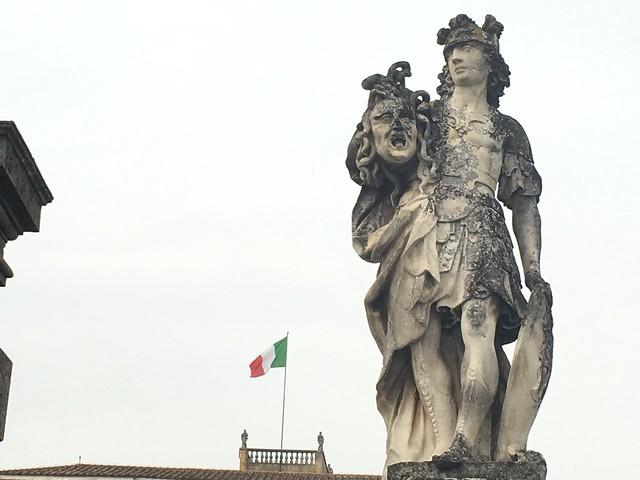 Viaggio a Villa Contarini