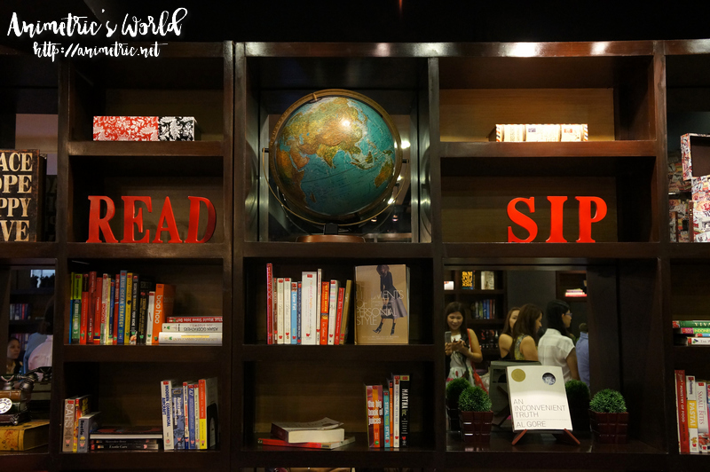 Book and Borders Cafe Quezon City