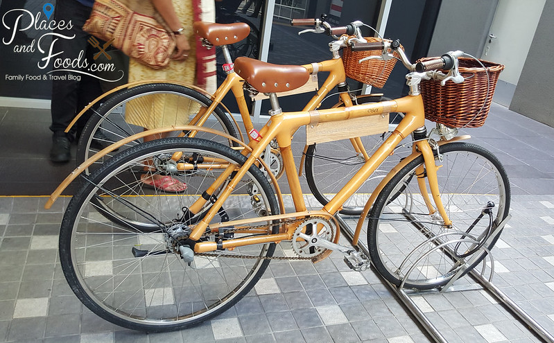 ibis bencoolen bamboo bicycle