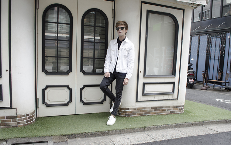 The Classic Guy collaboration with HM for Tokyo Fashion Week 5