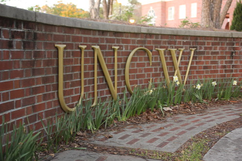 UNCW Bricks | by chawkfan91
