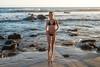 The Birth of Venus, Athena, Aphrodite!  Golden Ratio Goddess! Pretty Blonde Athletic Model! Nikon D810 Photos Swimsuit Bikini Fitness Model Goddess
