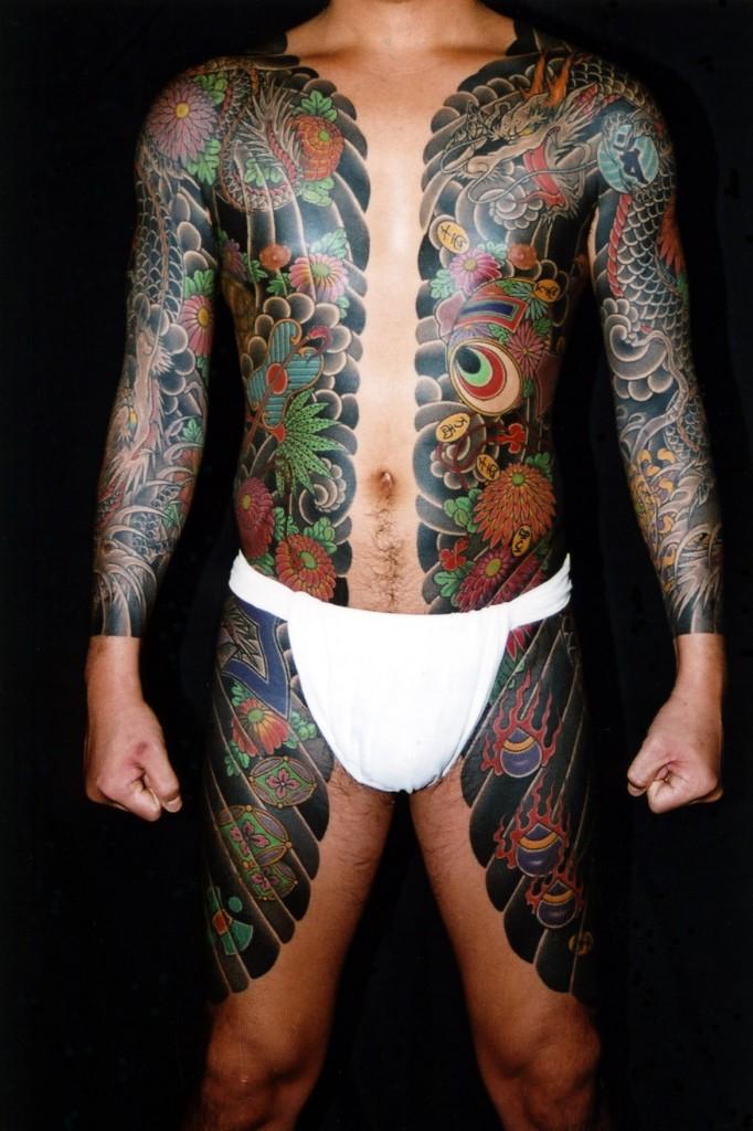 你可能不知道的,關於日本刺青的17件事6