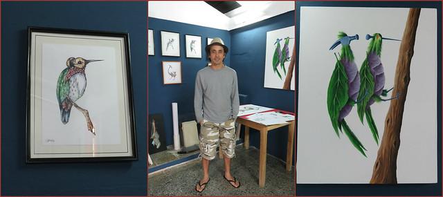 Henry Aloma's Studio