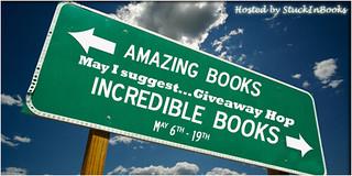 Amazing Books Giveaway Hop