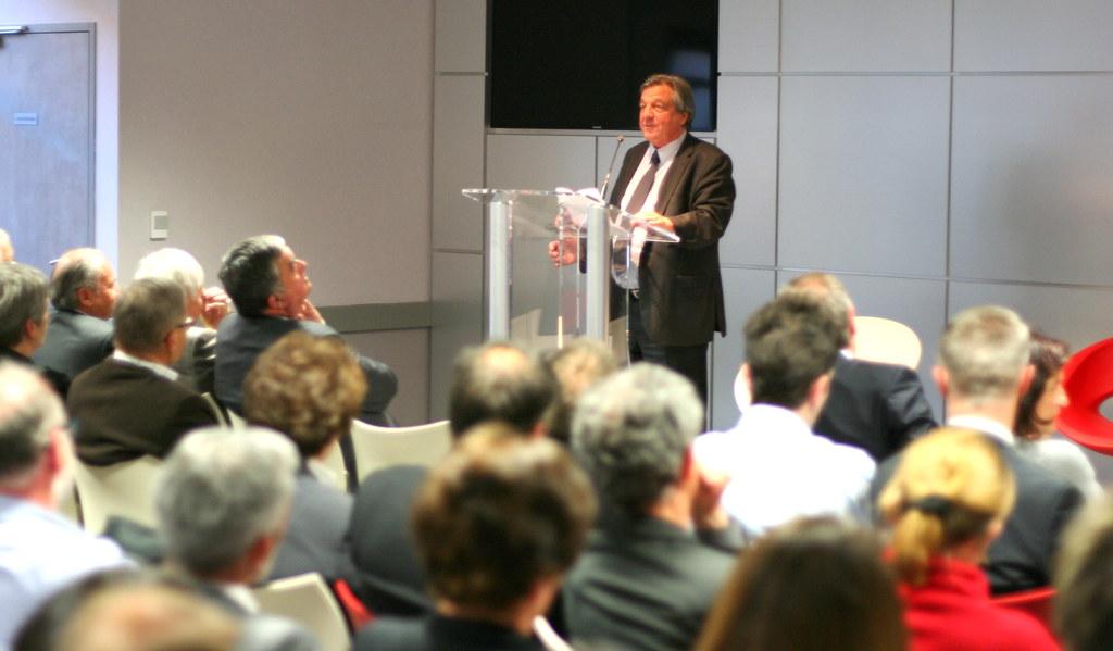 François TURCAS (Président CGPME du Rhône)