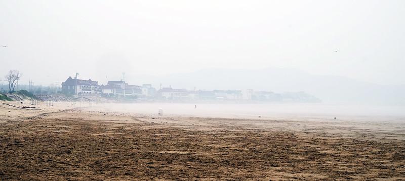 Mist on the Beach at Sinduri Dune