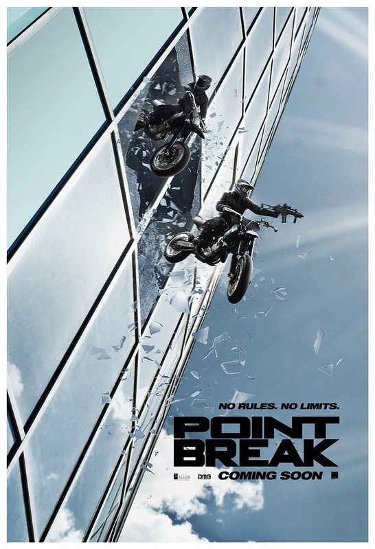 Point Break - 2015 - Poster 7