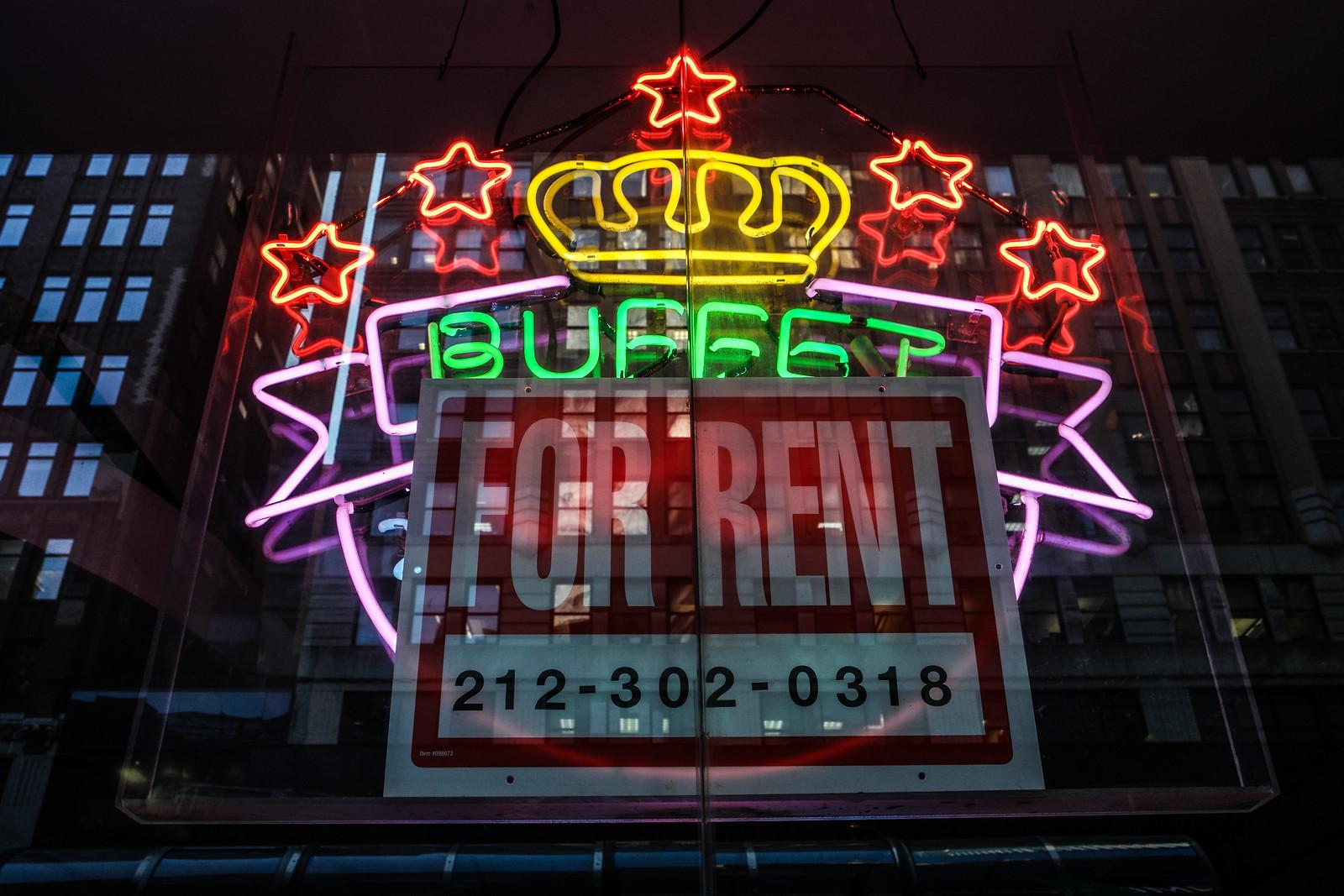 Buffet For Rent