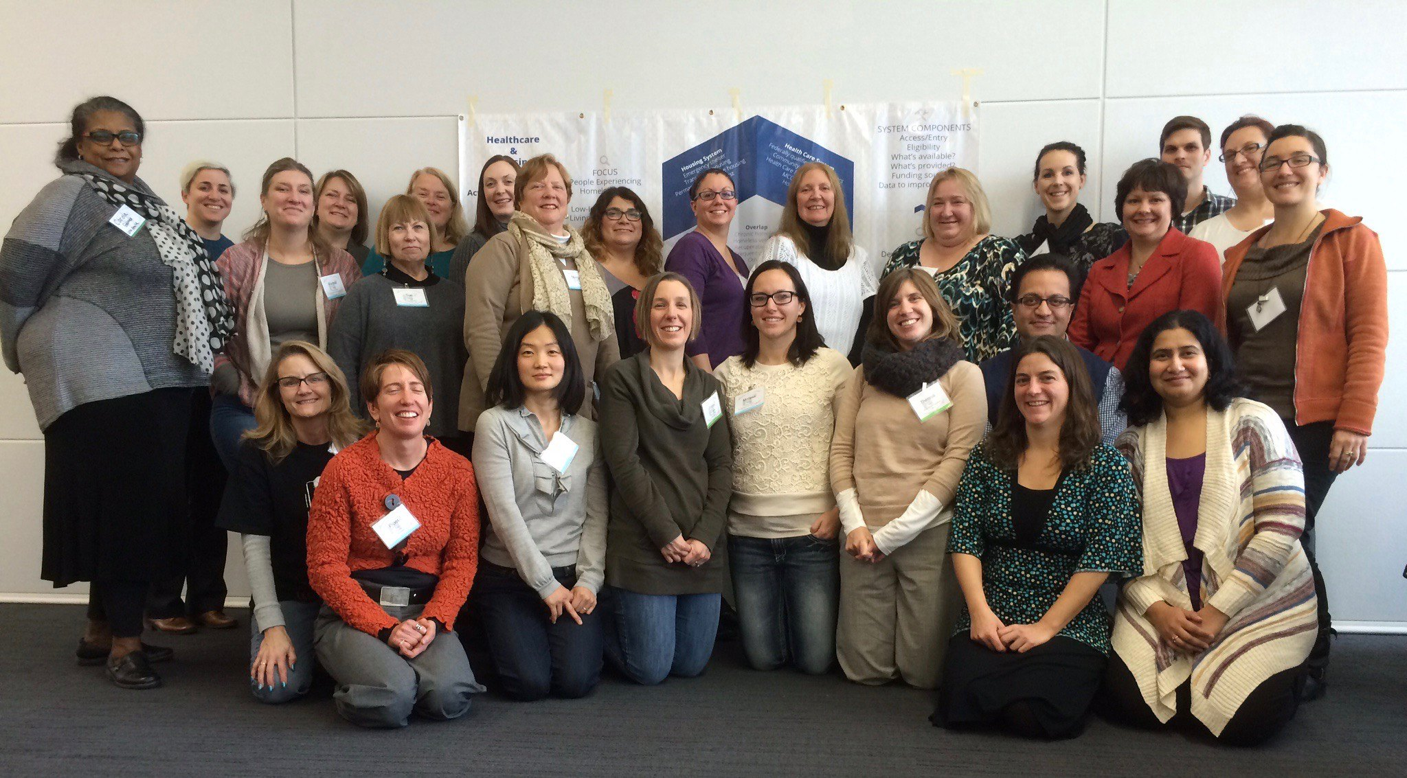 Housing and Health Initiative Action Planning Session - Wisconsin 2