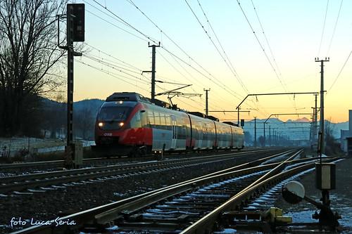 ÖBB 4024 + S-Bahn Kärnten
