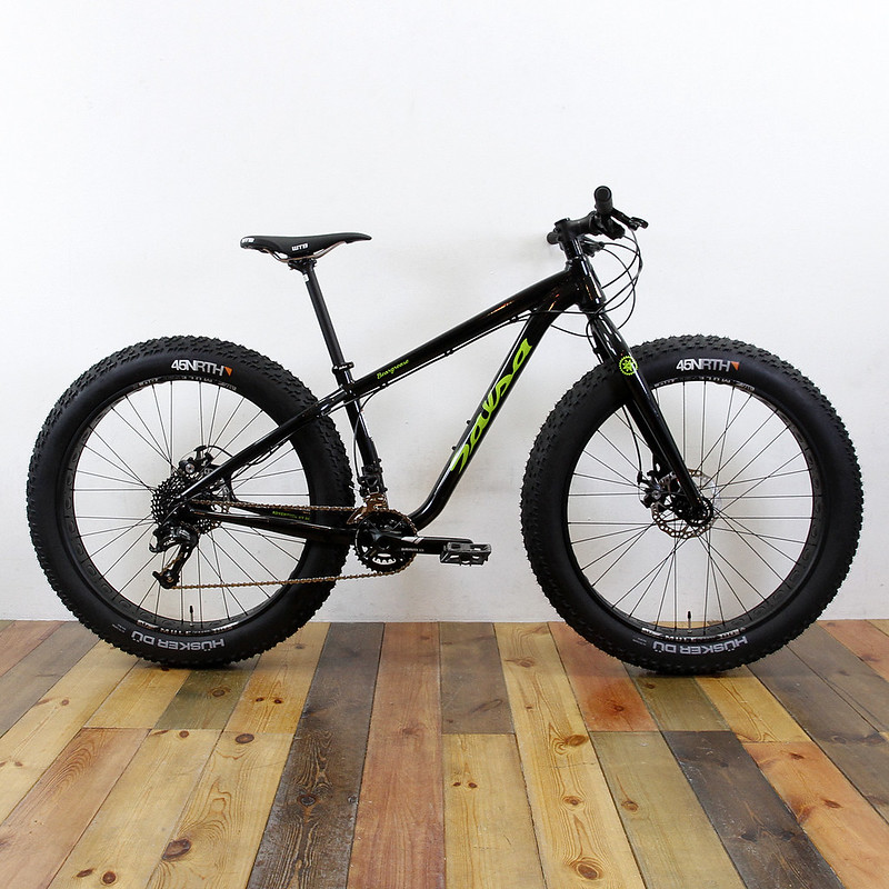 SALSA CYCLES / 16 BEARGREASE X5 COMPLETE BIKE
