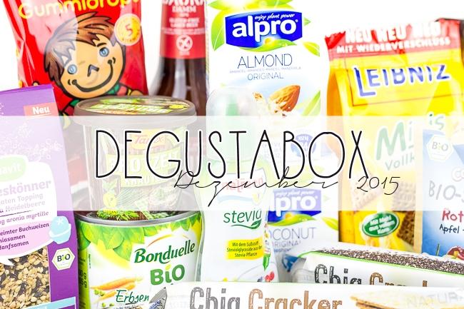 Degustabox 2016