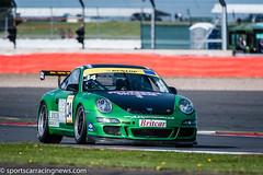 GT4 APO Sport Porsche 911 Cup Britcar 24 Hours Silverstone 2015