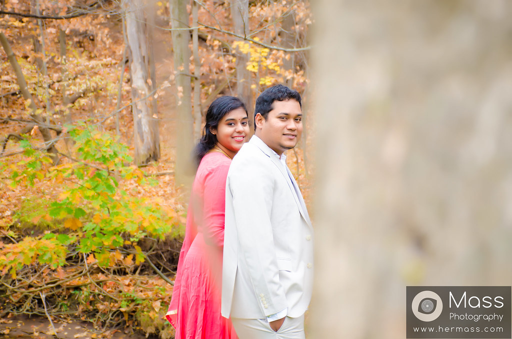 post wedding - cleveland Metro Park - Mass Photography - Hermass