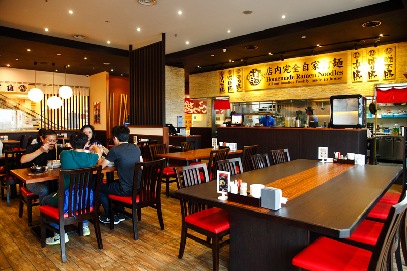 Bari Uma Ramen Restaurant Jaya Shopping Centre