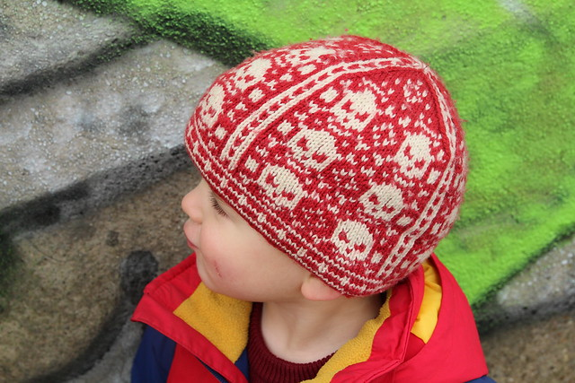 knitted pirate hats