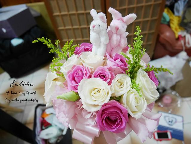 夢幻新娘捧花