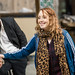 Amanda Gaughan, Director in rehearsals for The Weir, Roseburn Workshops, The Lyceum