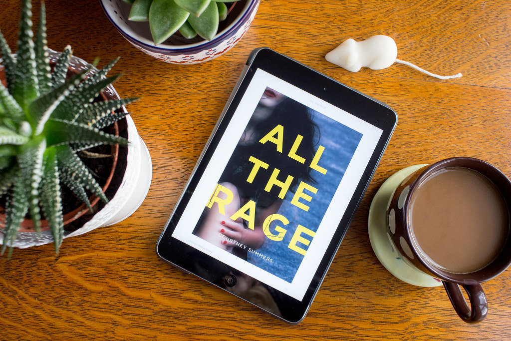 All The Rage - Courtney Summers book review