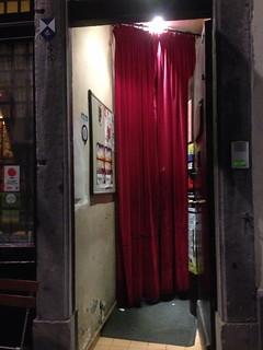 Entrance to La Fleur en Papier Doré
