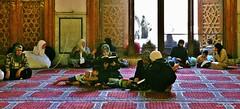 El Lugar de las Mujeres - Mezquita de Damasco