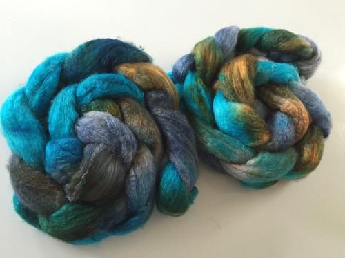 Kim Dyes Yarn 2
