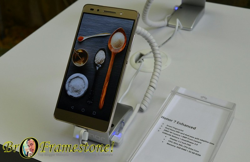 honor Malaysia lancar honor 5X dan honor 7 Enhance