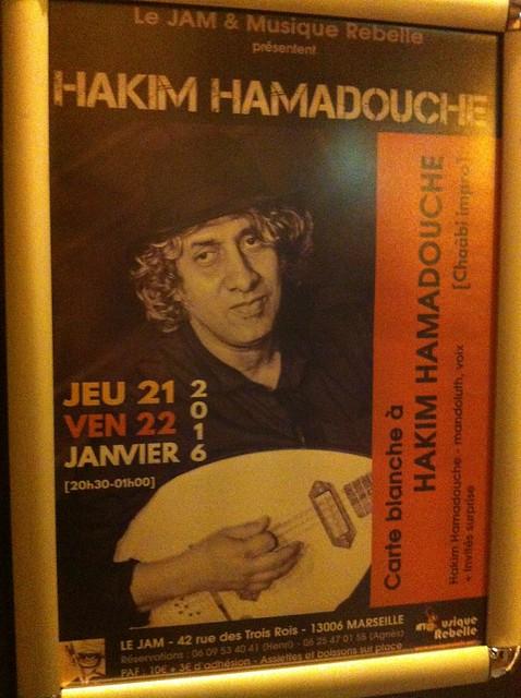 Hakim Hamadouche & friends by Pirlouiiiit 21012016
