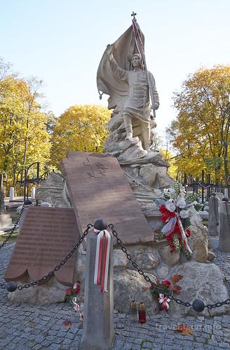 【写真】2015 東欧周遊 : リチャキフ墓地/2015-10-28/PICT4564