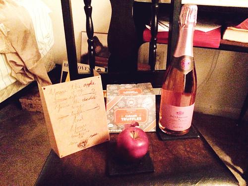 Valentine Gift from Ana (February 14 2015)