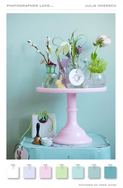 Pretty Pastel Easter from Julia Hoersch 3-01