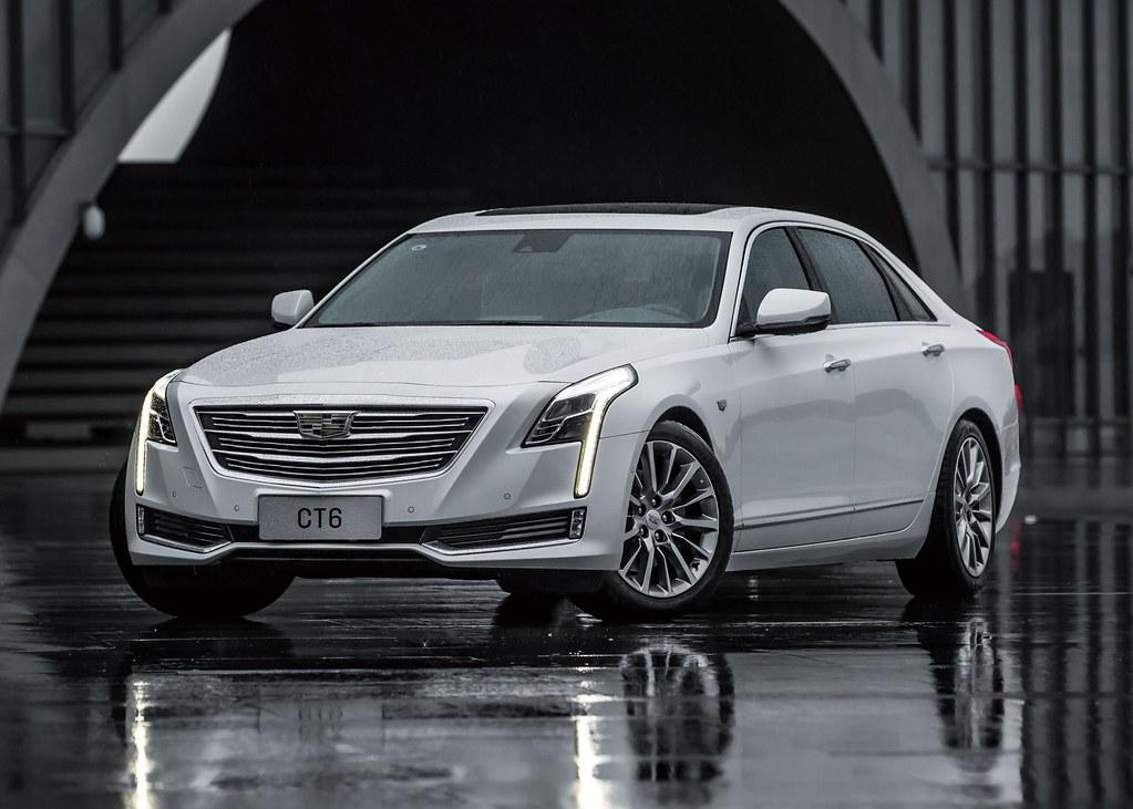 2016 Cadillac CT6 mega-gallery