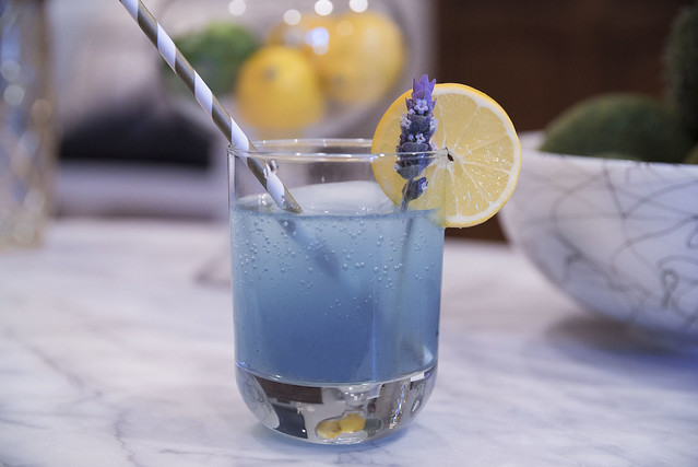 lavender-collins-cocktail, lavender-cocktail, spring-cocktail, best-spring-cocktails, easy-spring-cocktails, purple-colored-cocktails,