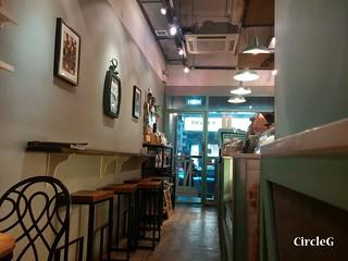 CIRCLEG 尖沙咀 N1 COFFEE & CO. 咖啡 撻 餐 (2)