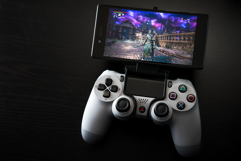 Sony Xperia Z5: Remote Play