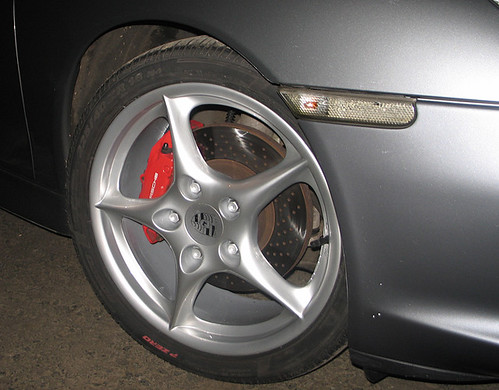 Porsche Wheel Straightening Service