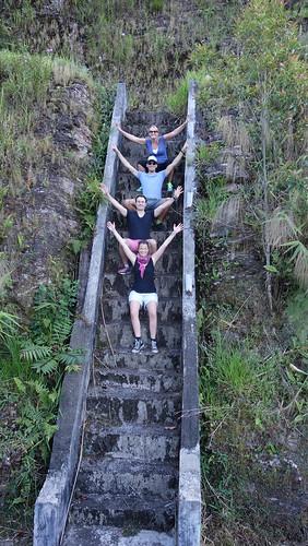Start der Tagestour durch die Cameron Highlands