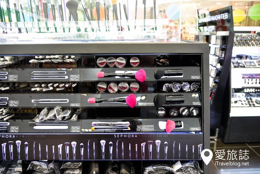 曼谷必买彩妆品牌Sephora 05