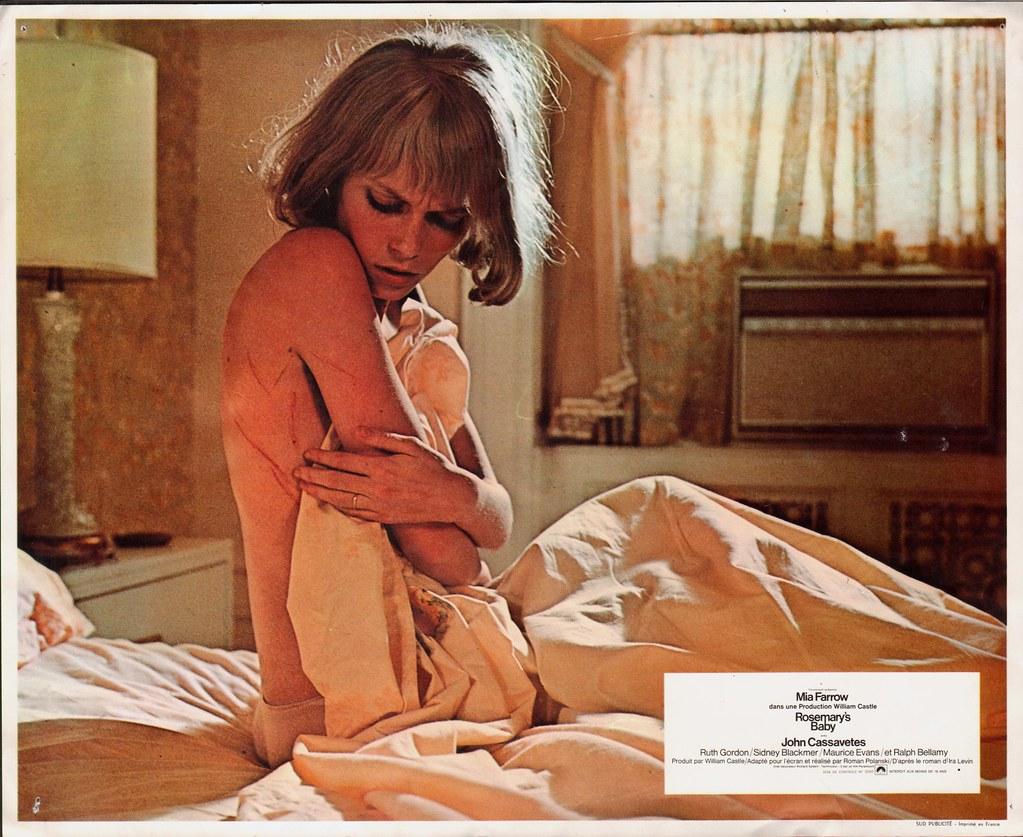 1968 LA SEMILLA DEL DIABLO Rosemary,s baby. Roman Polanski