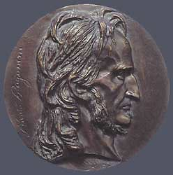 Medal of Niccolo Paganini