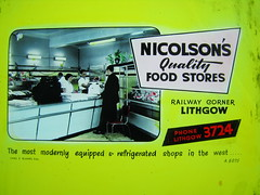 Nicolson's Quality Food Stores