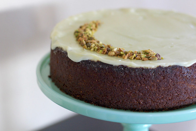Pistachio White Choco Cheesecake - 30